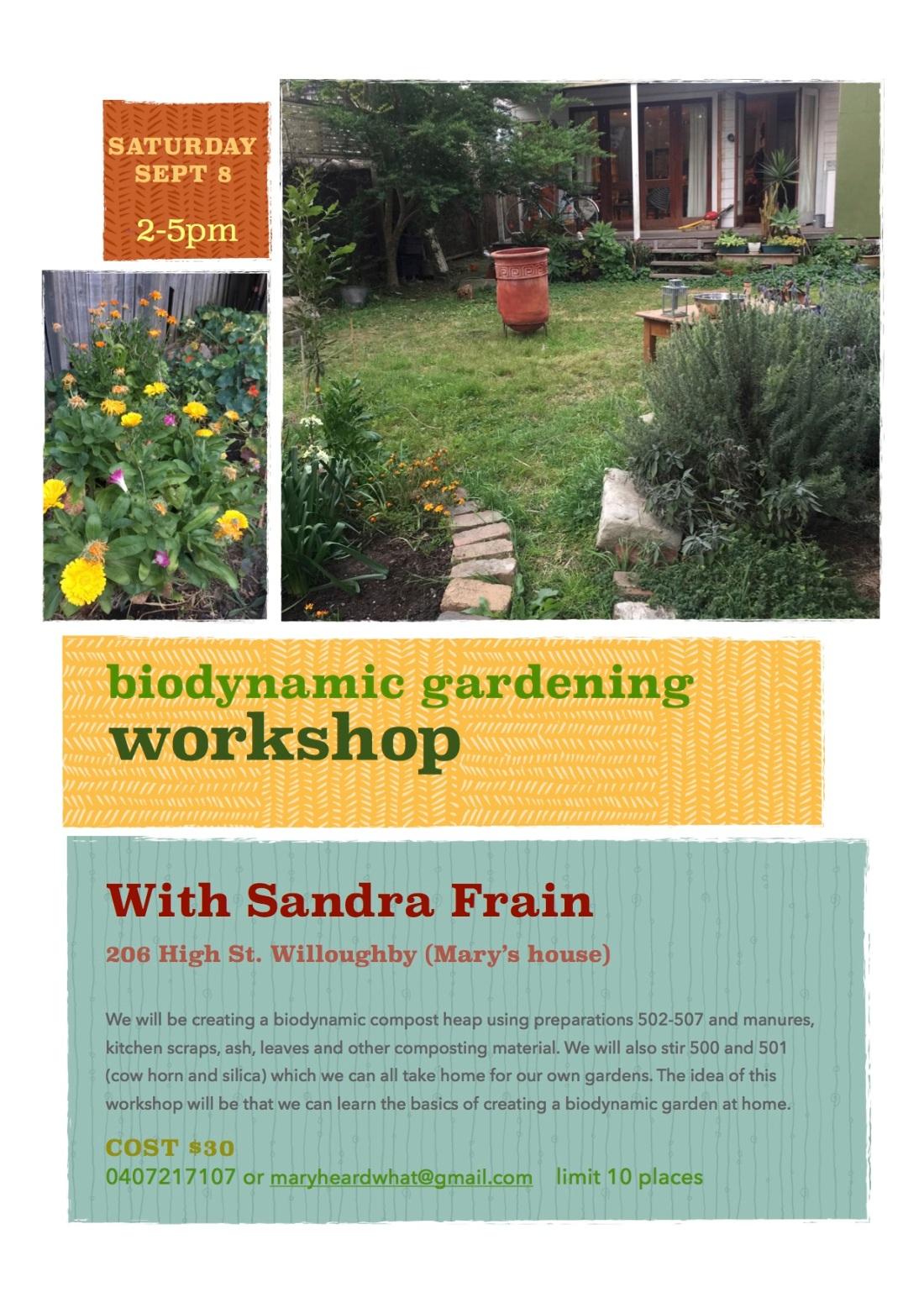 BD gardening